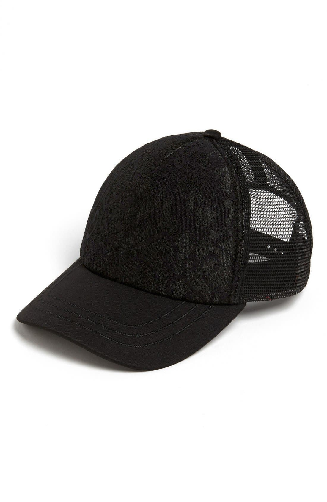 Alternate Image 1 Selected - San Diego Hat Lace Baseball Cap