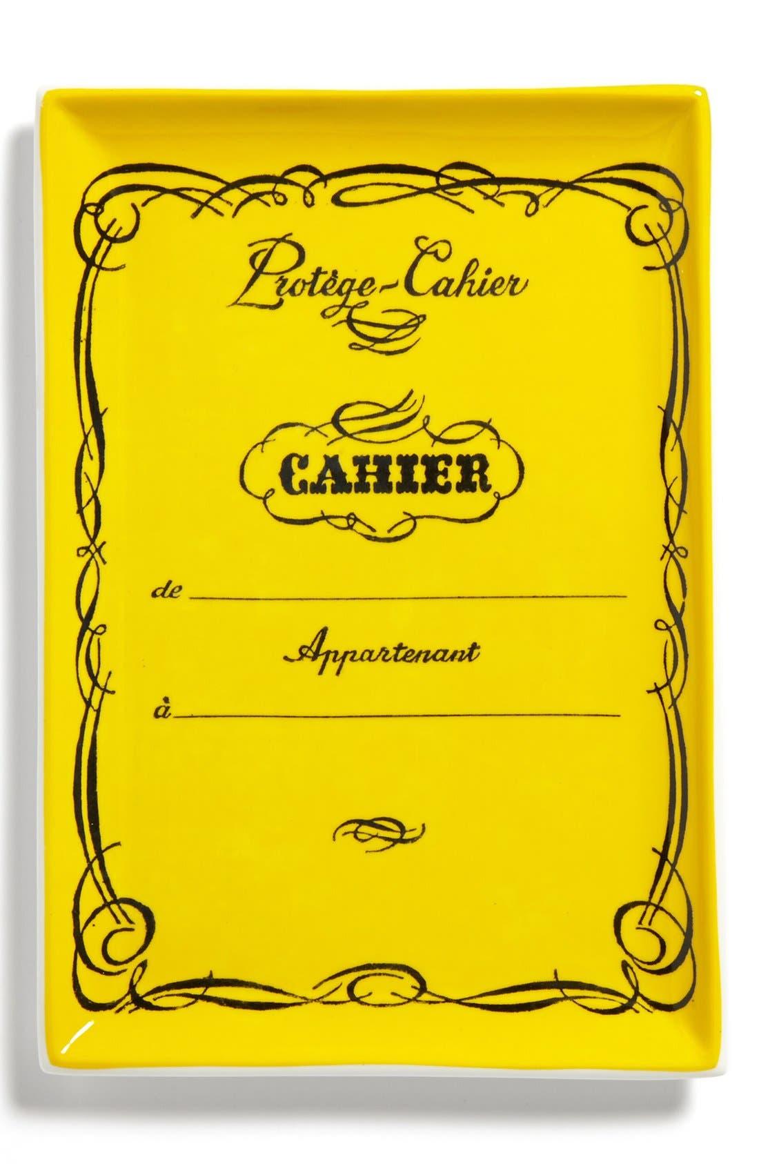 Alternate Image 1 Selected - Rosanna 'Cahier' Trinket Tray