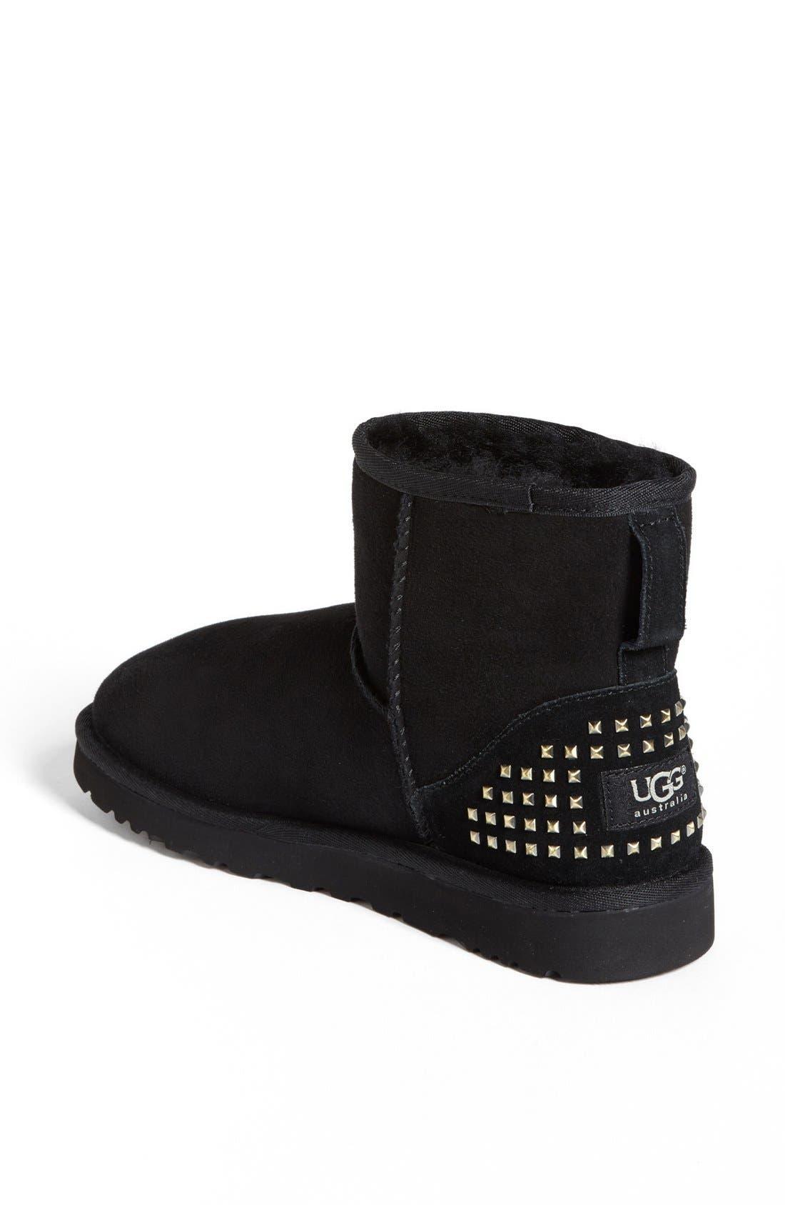 Alternate Image 2  - UGG® Australia 'Classic Mini Studs' Boot (Women)(Nordstrom Exclusive)