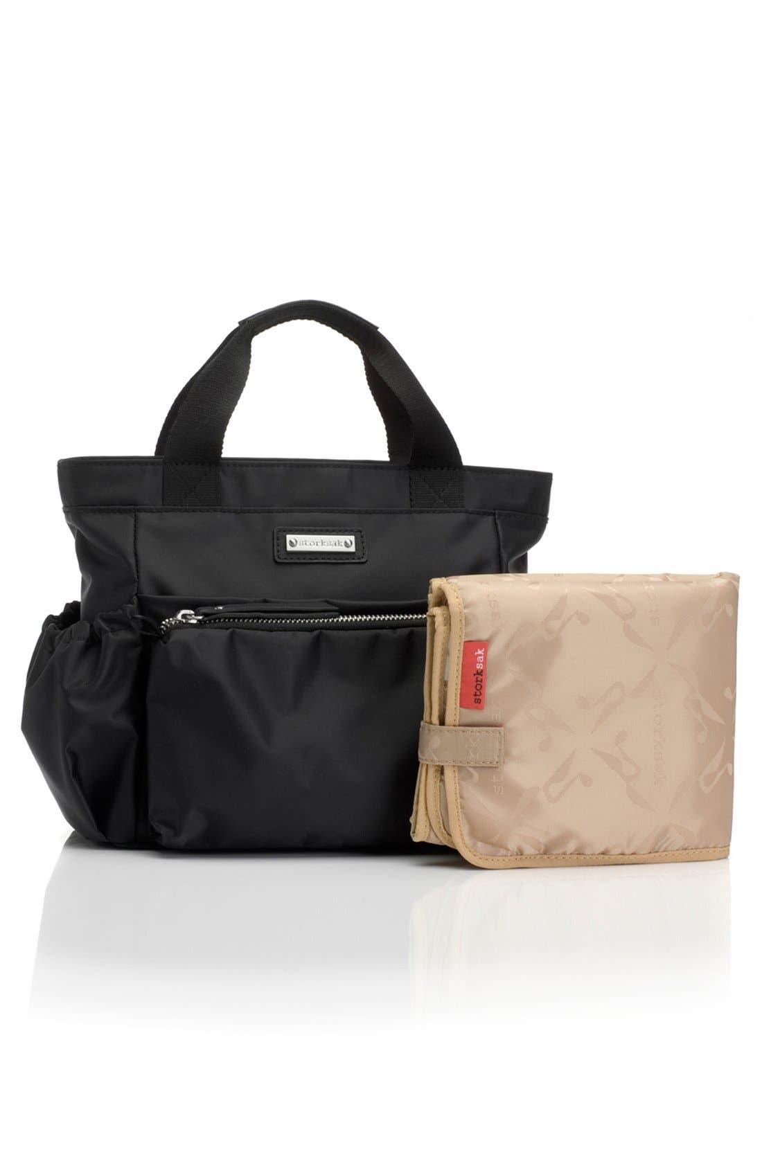 Alternate Image 2  - Storksak 'SOS' Diaper Bag