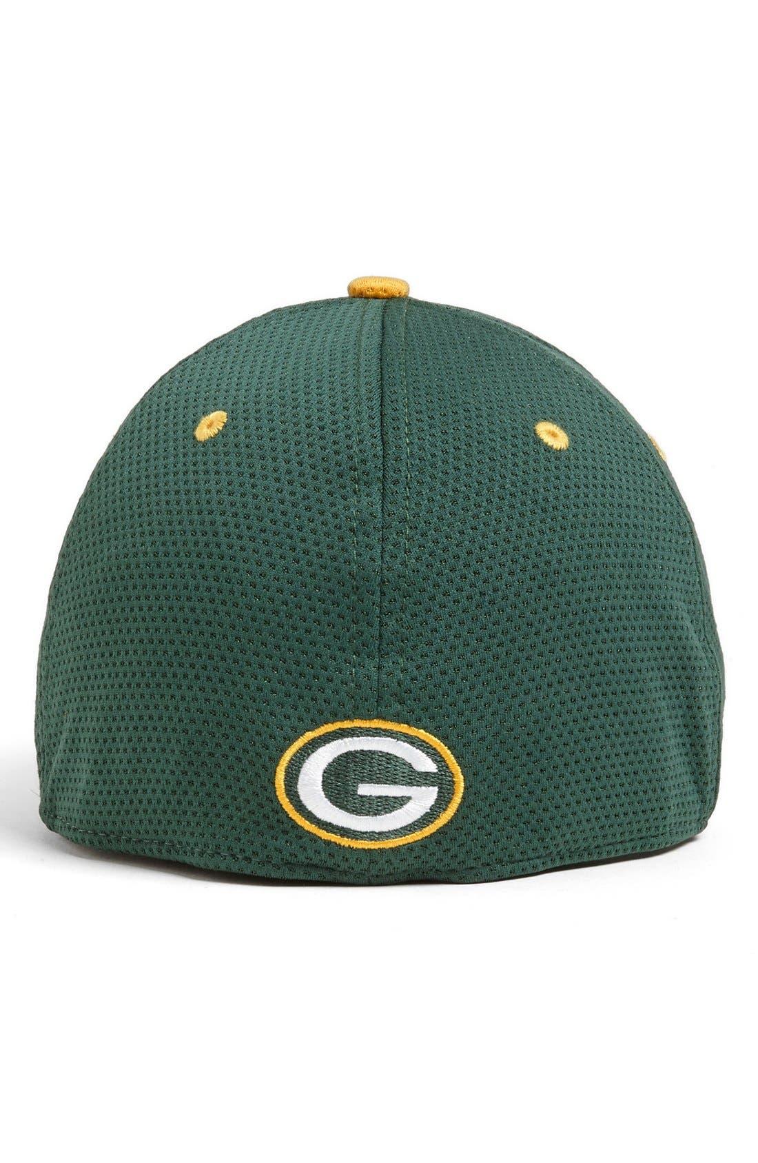 Alternate Image 2  - New Era Cap 'Gradation - Green Bay Packers' Baseball Cap
