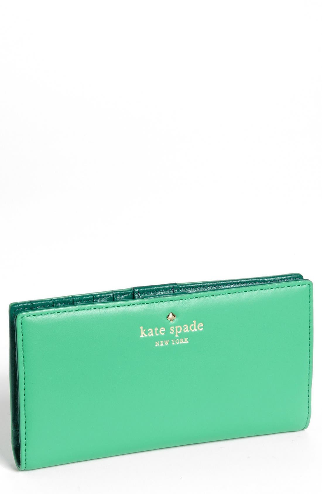 Main Image - kate spade new york 'brightspot avenue - stacy' wallet