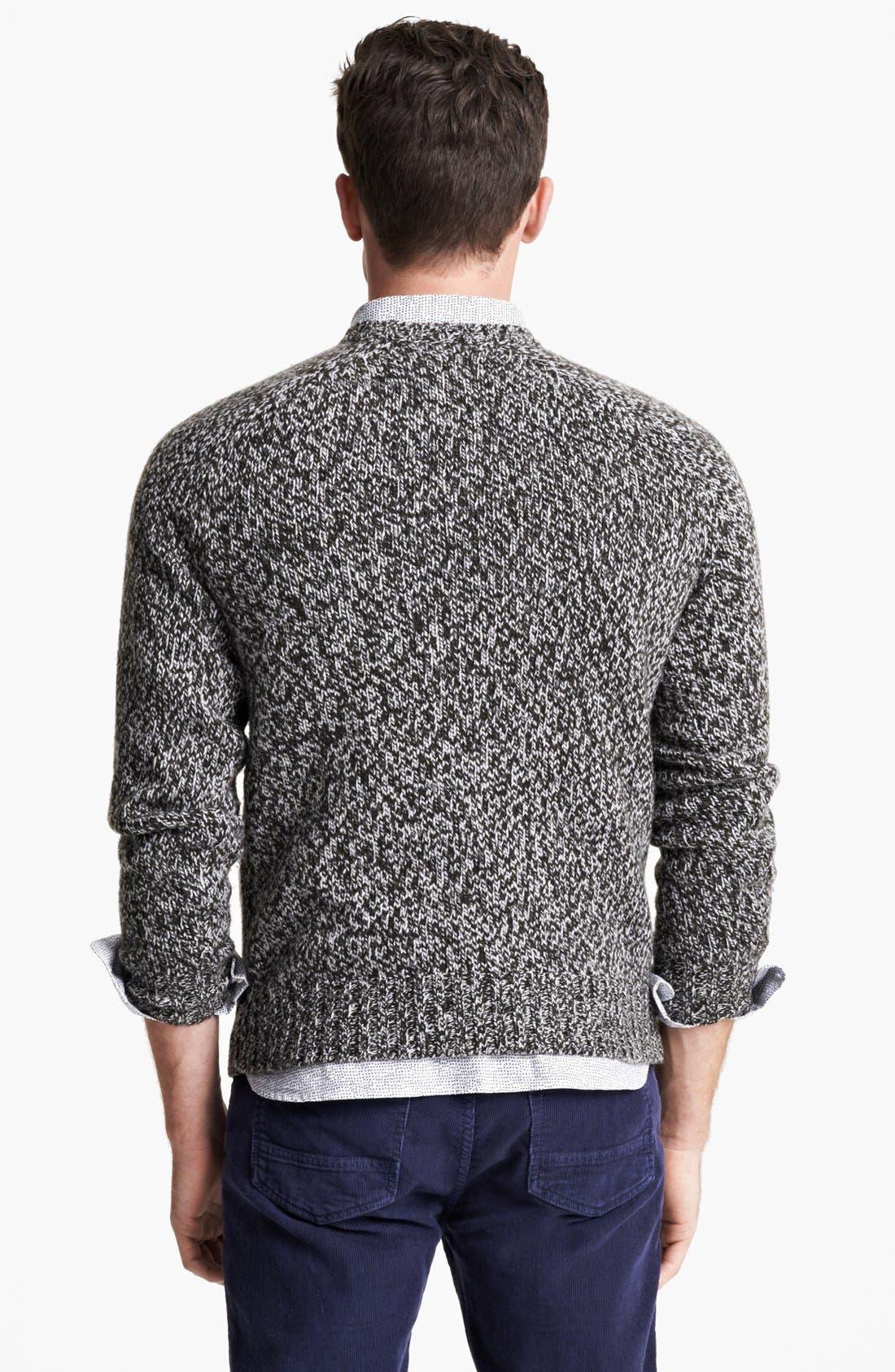 Alternate Image 2  - Jack Spade 'Cameron' Marled Crewneck Sweater