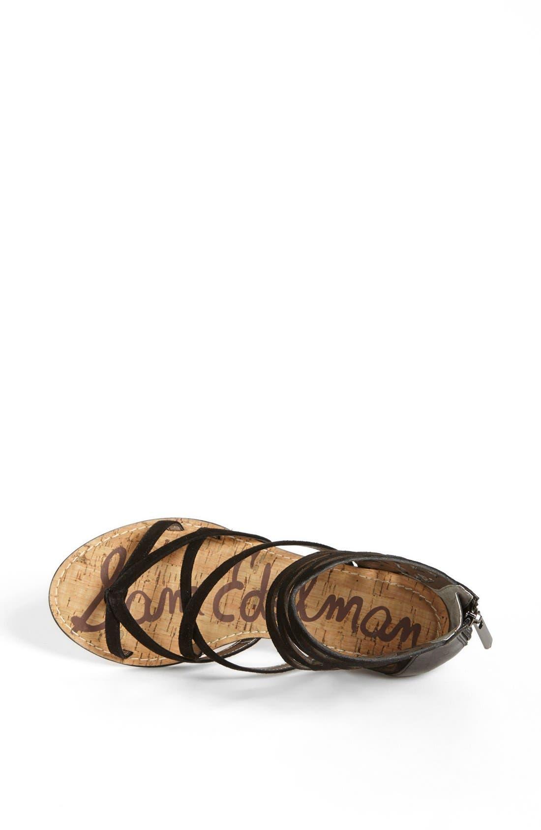 Alternate Image 3  - Sam Edelman 'Dana' Leather Sandal