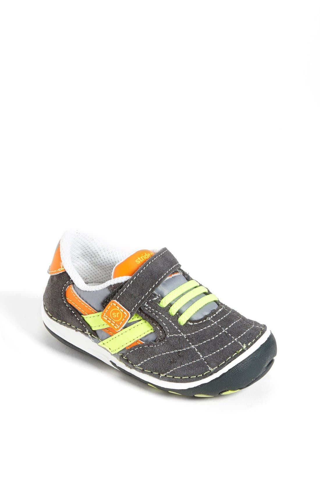 Alternate Image 1 Selected - Stride Rite 'Jason' Sneaker (Baby & Walker)
