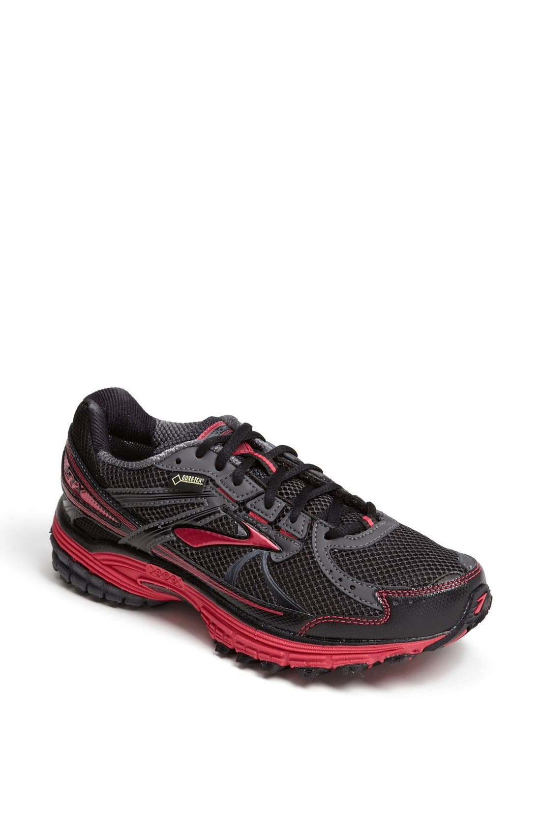 Alternate Image 1 Selected - Brooks 'Adrenaline ASR 10 GTX' Trail Running Shoe (Women)