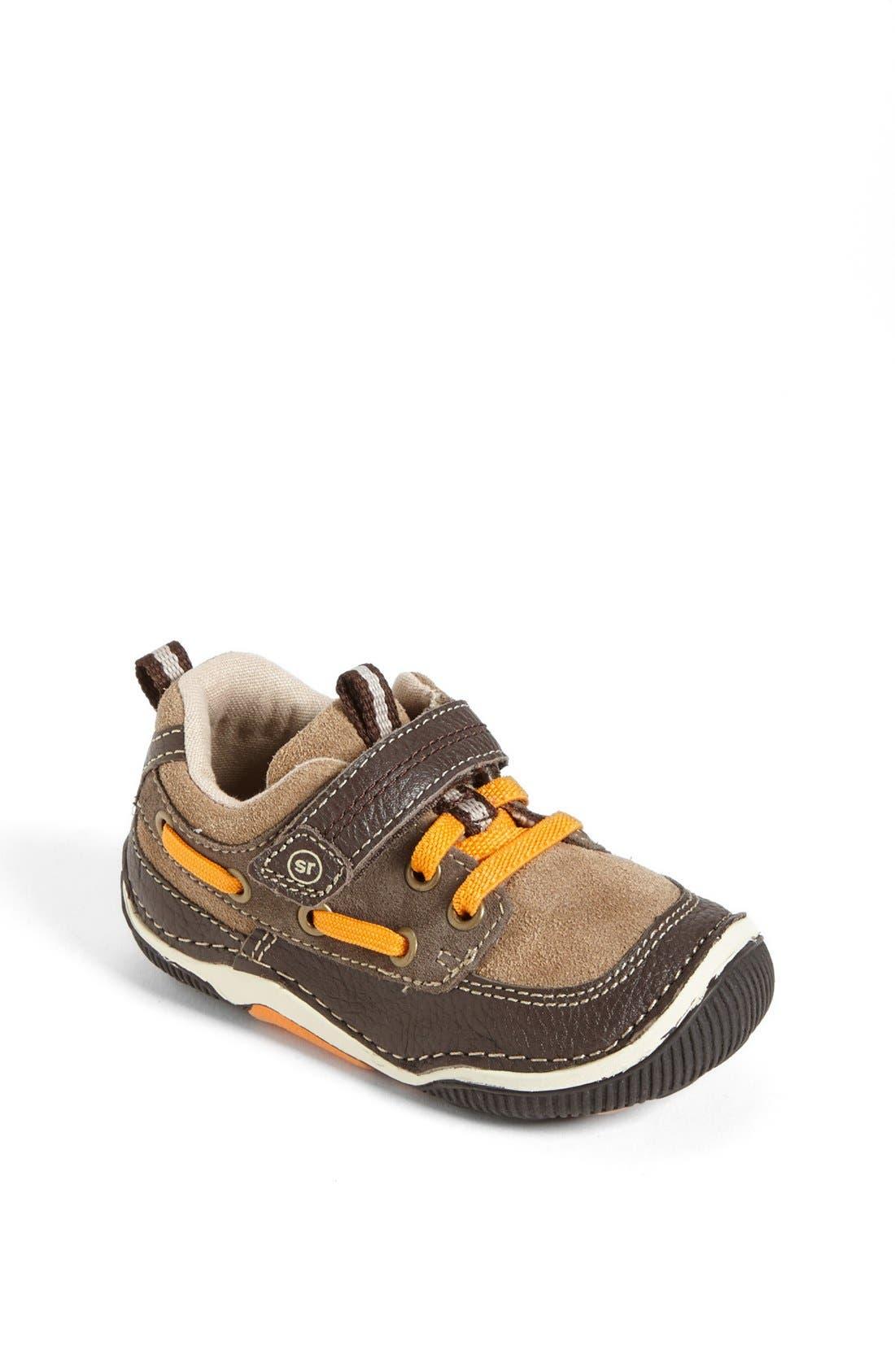 Alternate Image 1 Selected - Stride Rite 'Mosby' Sneaker (Baby, Walker & Toddler)