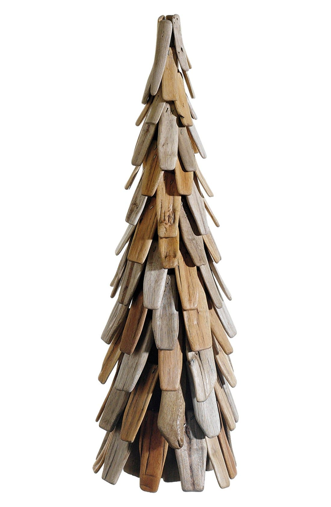 Main Image - ALLSTATE 'Driftwood' Standing Tree Decoration, Large