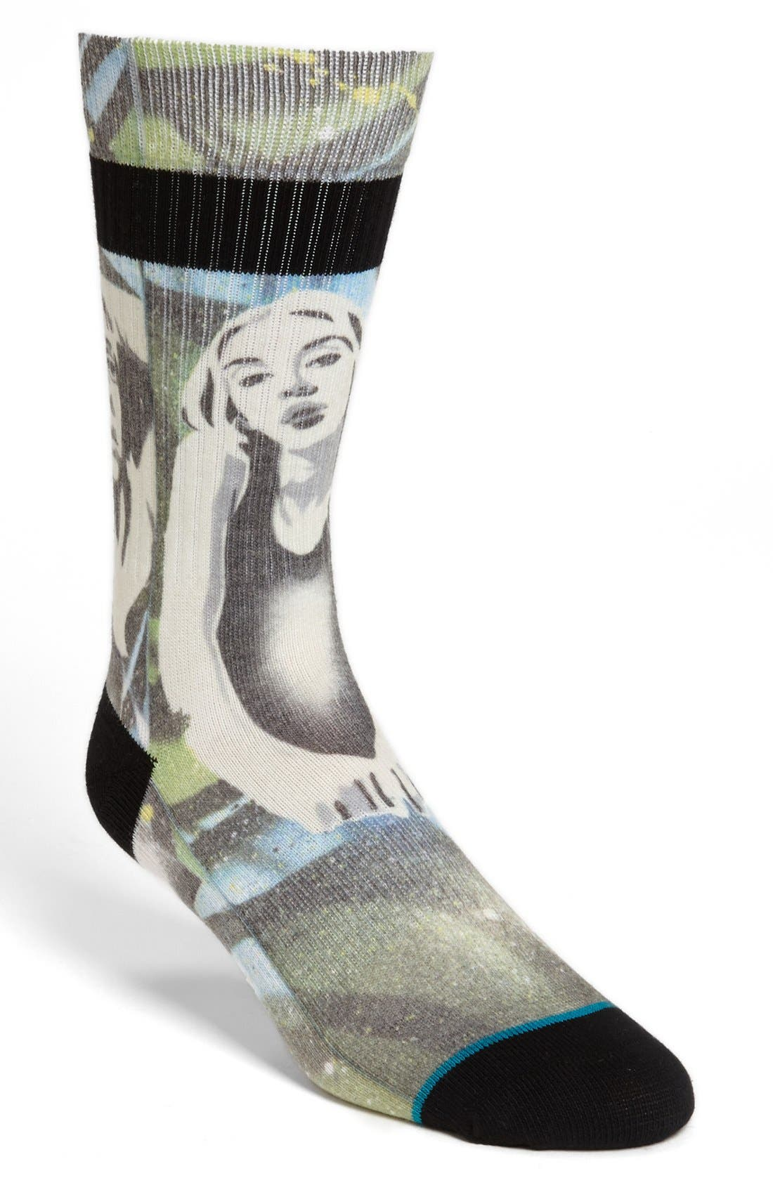 Alternate Image 1 Selected - Stance 'Oblanna' Socks