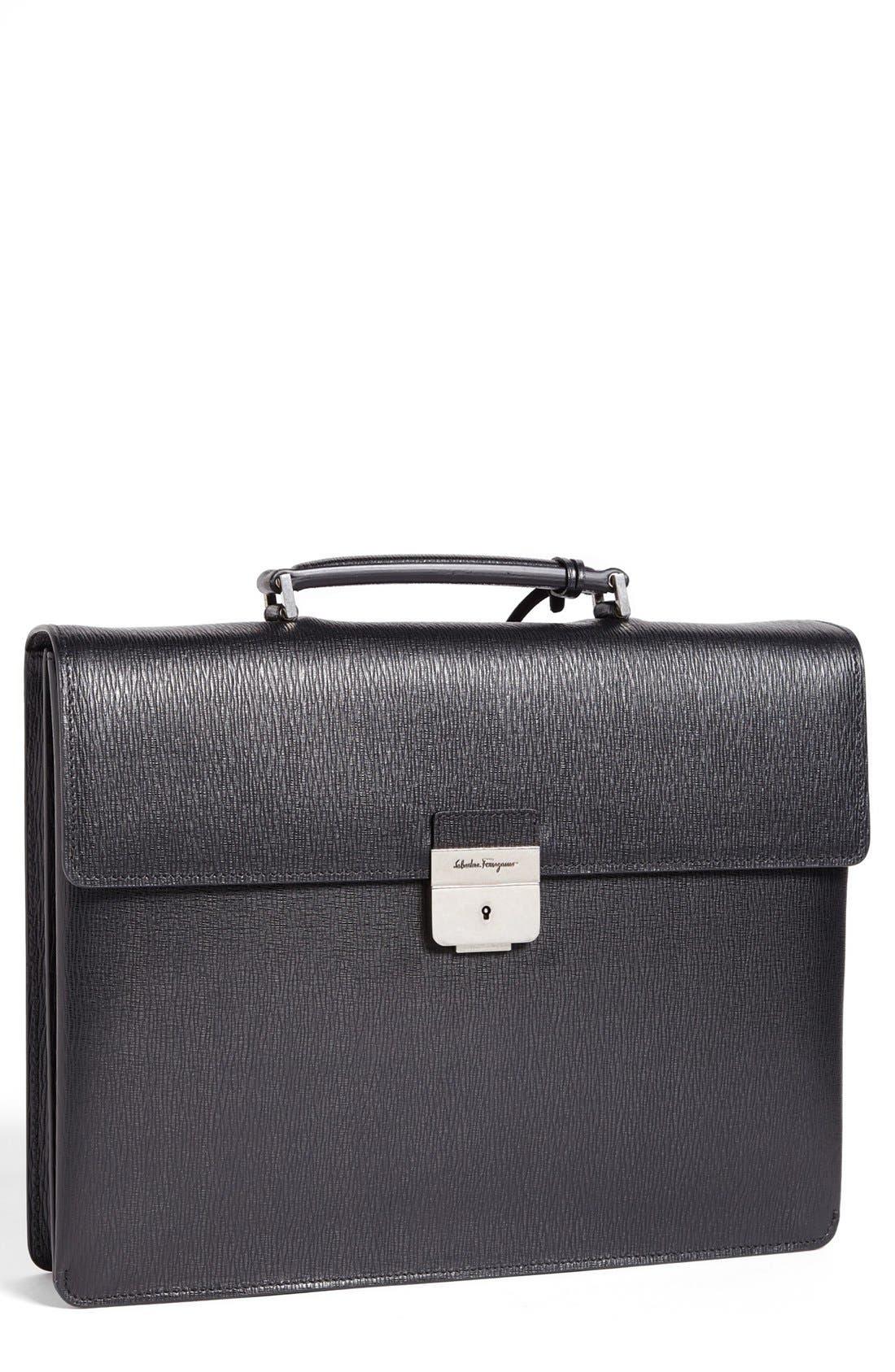 Main Image - Salvatore Ferragamo 'Revival' Briefcase