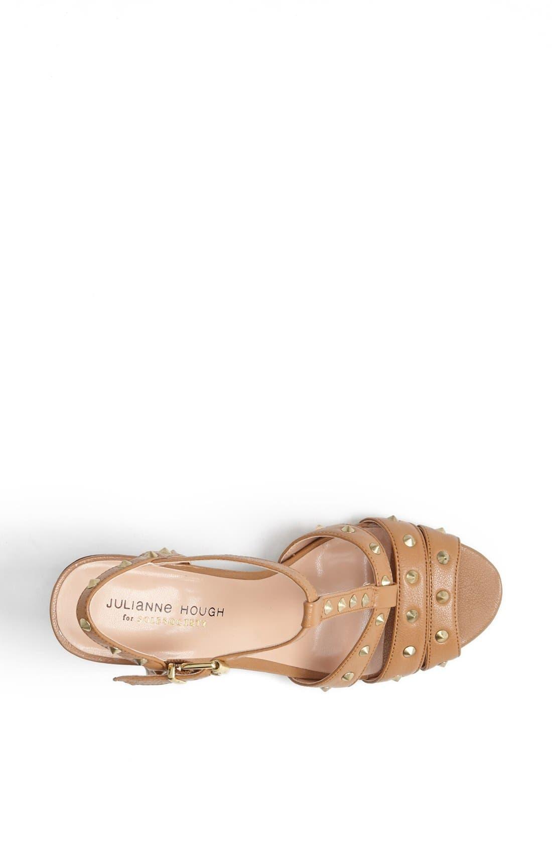 Alternate Image 3  - Julianne Hough for Sole Society 'Mollie' Sandal
