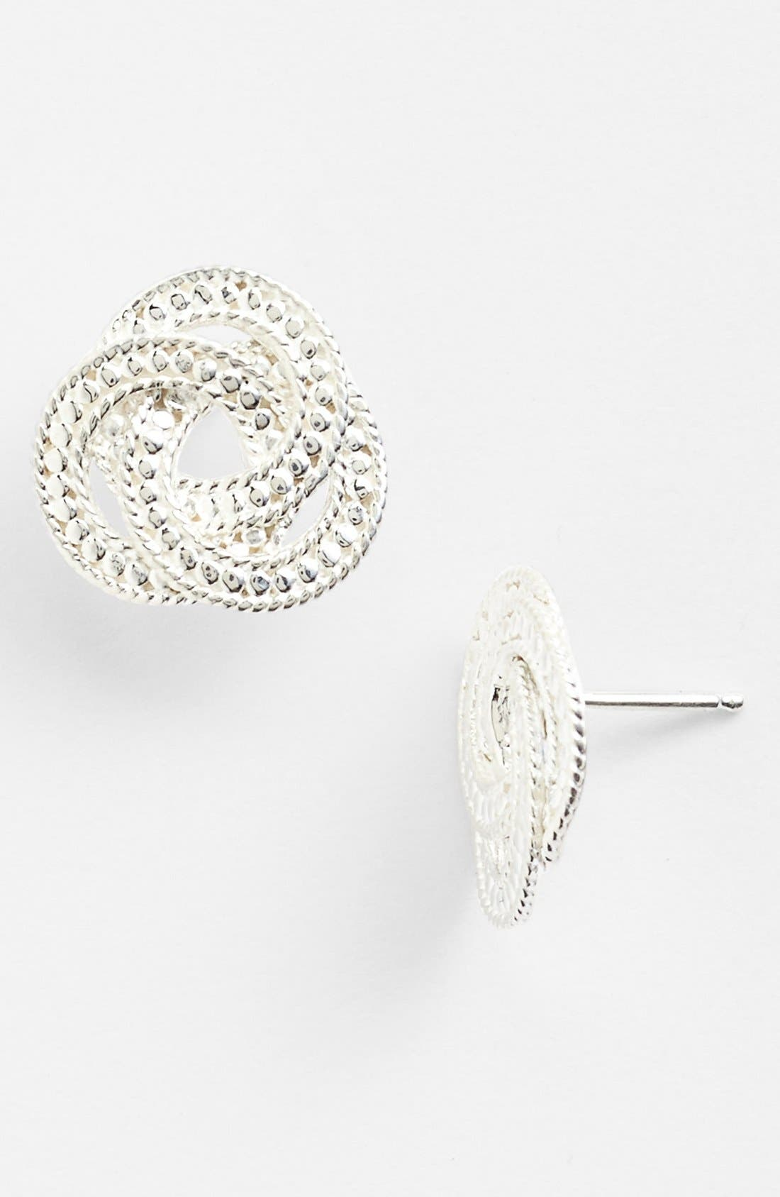 Alternate Image 1 Selected - Anna Beck 'Timor' Twisted Stud Earrings (Online Only)