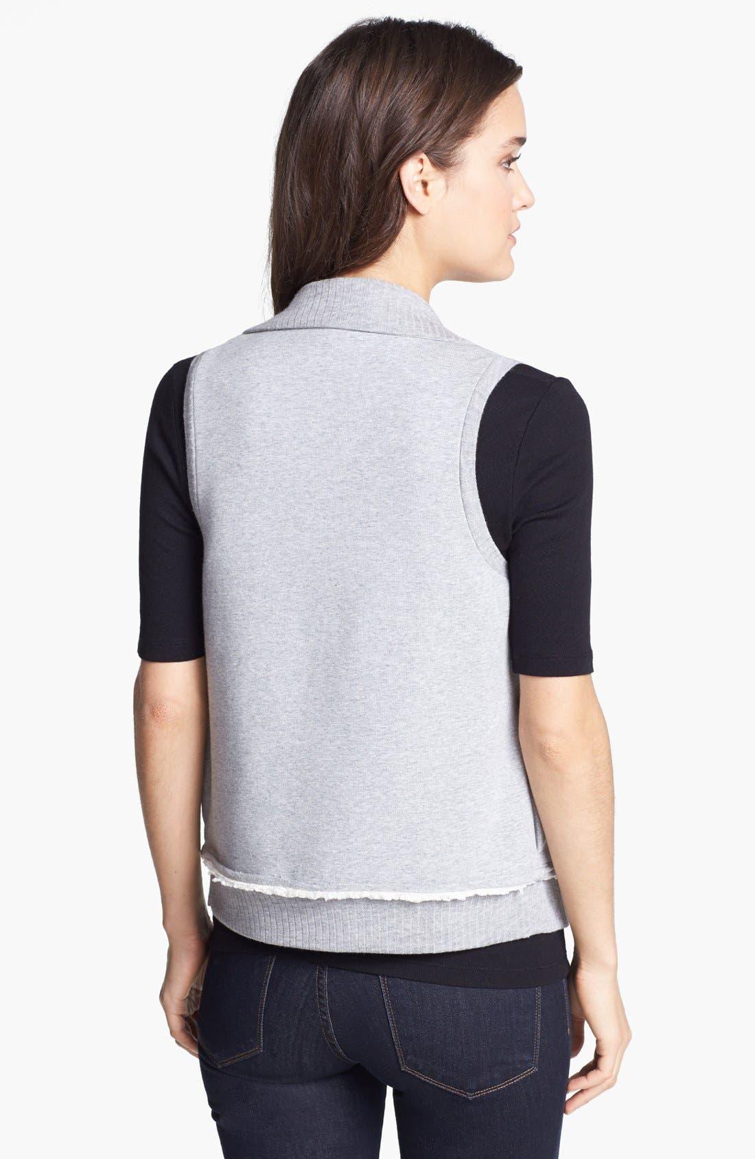 Alternate Image 2  - Splendid 'Bowery' Reversible Vest