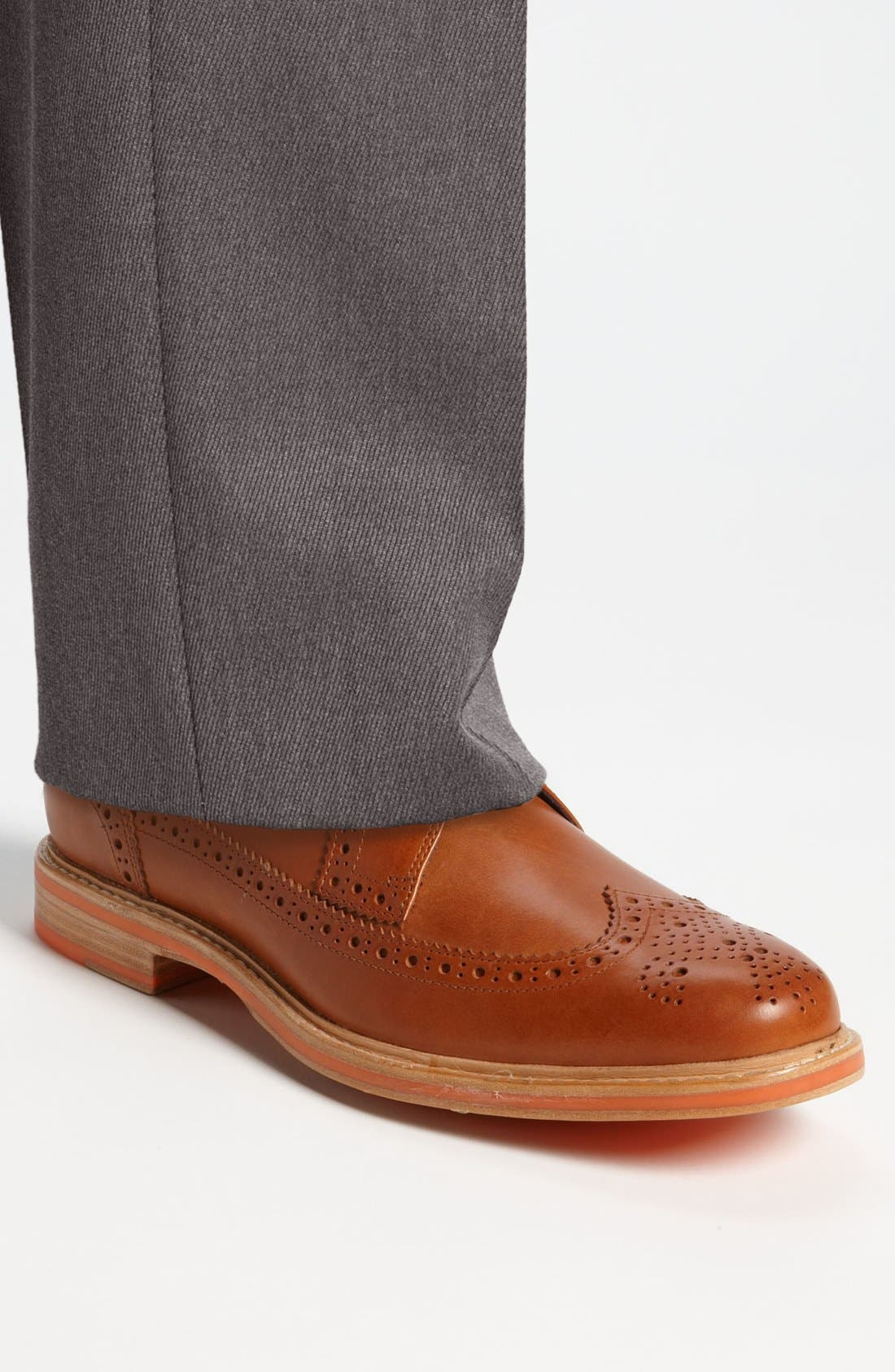 Alternate Image 5  - Cole Haan 'Cooper Square' Longwing Oxford