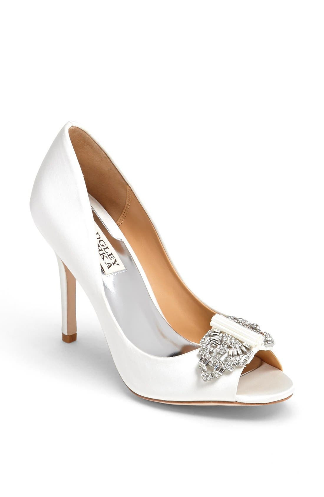 Alternate Image 1 Selected - Badgley Mischka 'Davida' Pump