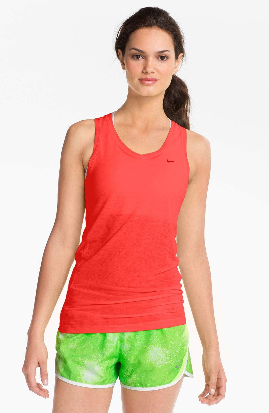 Alternate Image 1 Selected - Nike 'Breeze' Racerback Tank