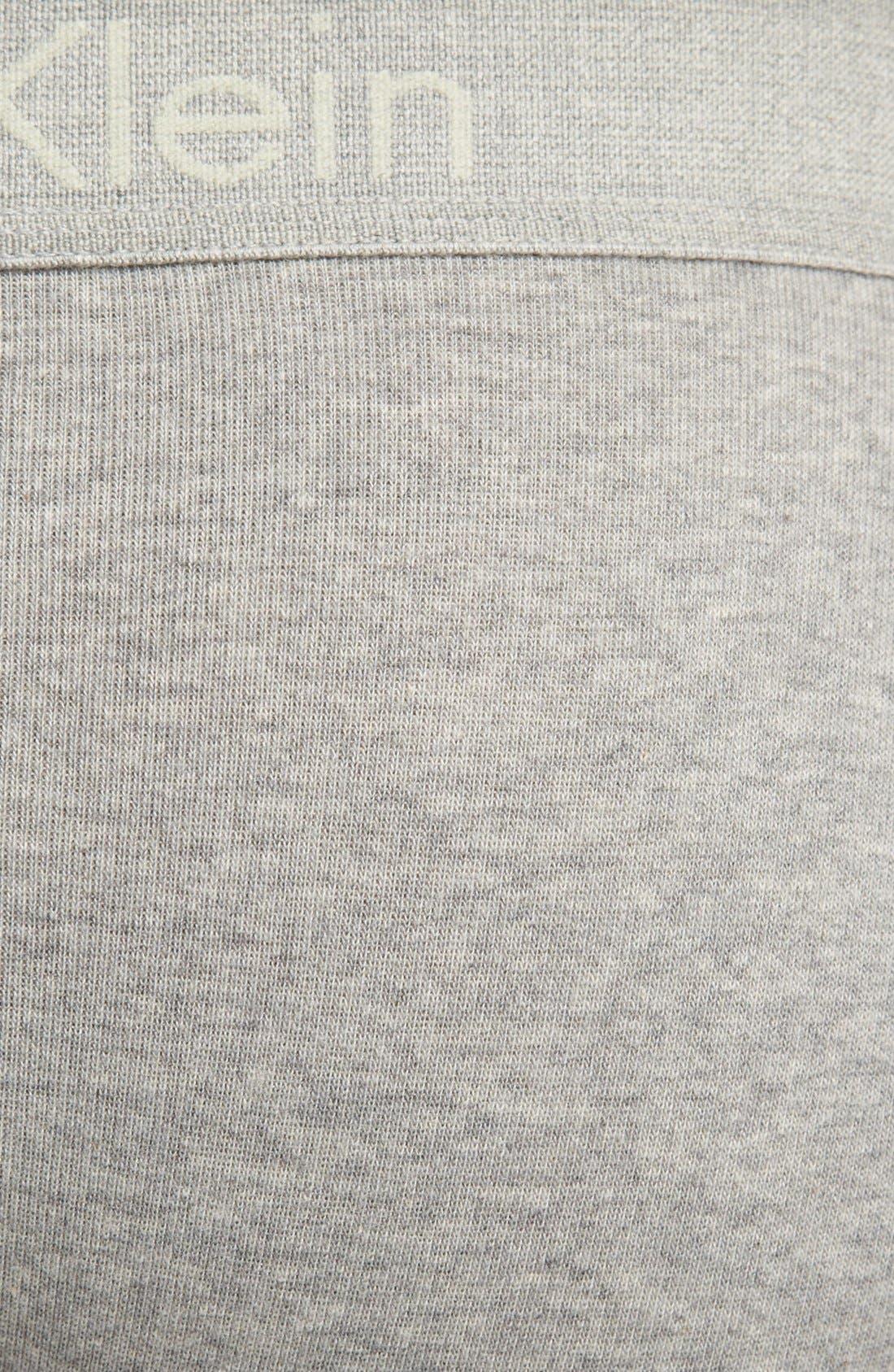 Alternate Image 3  - Calvin Klein Hip Briefs (2-Pack)
