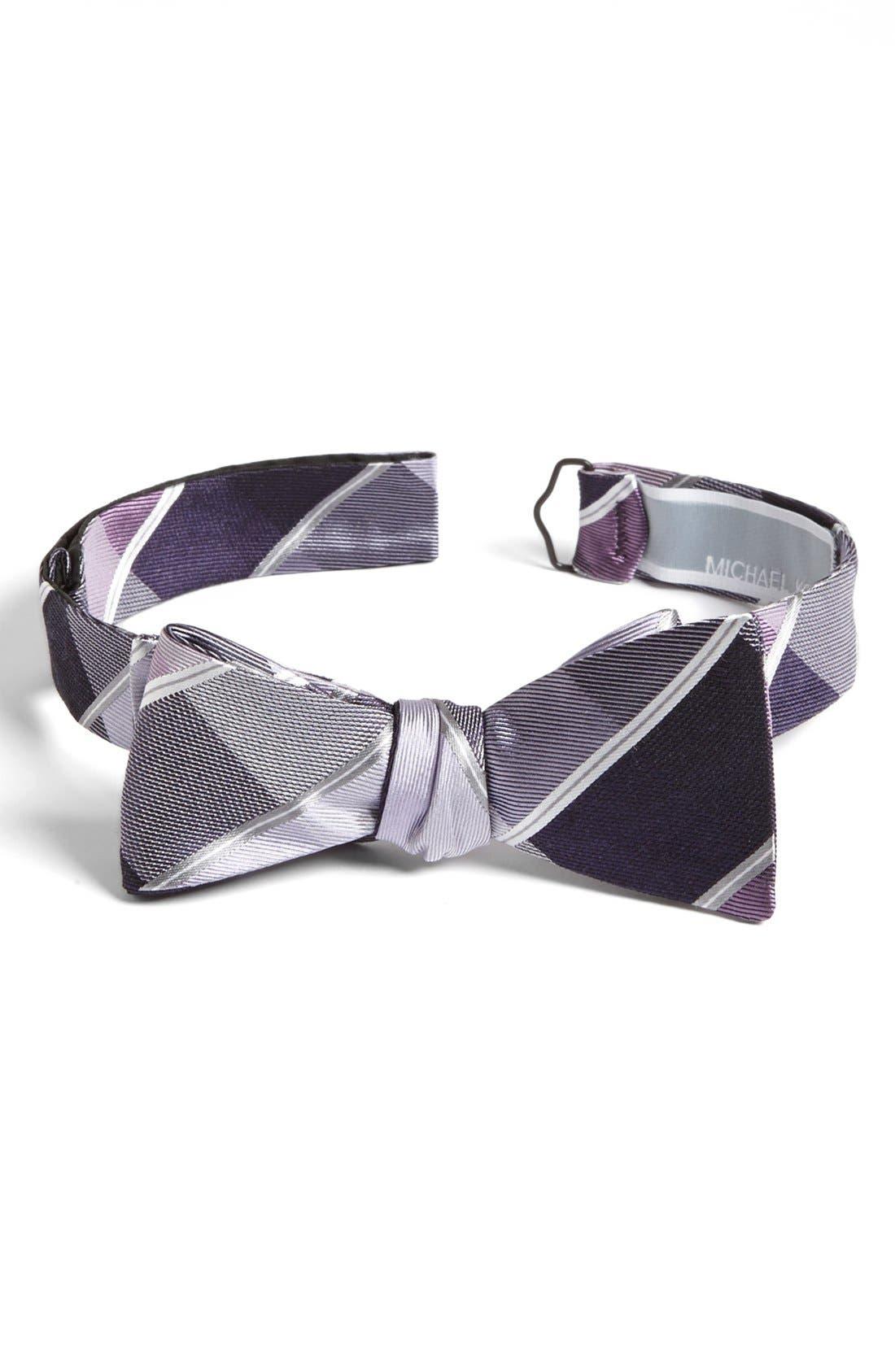 Main Image - Michael Kors Silk Bow Tie