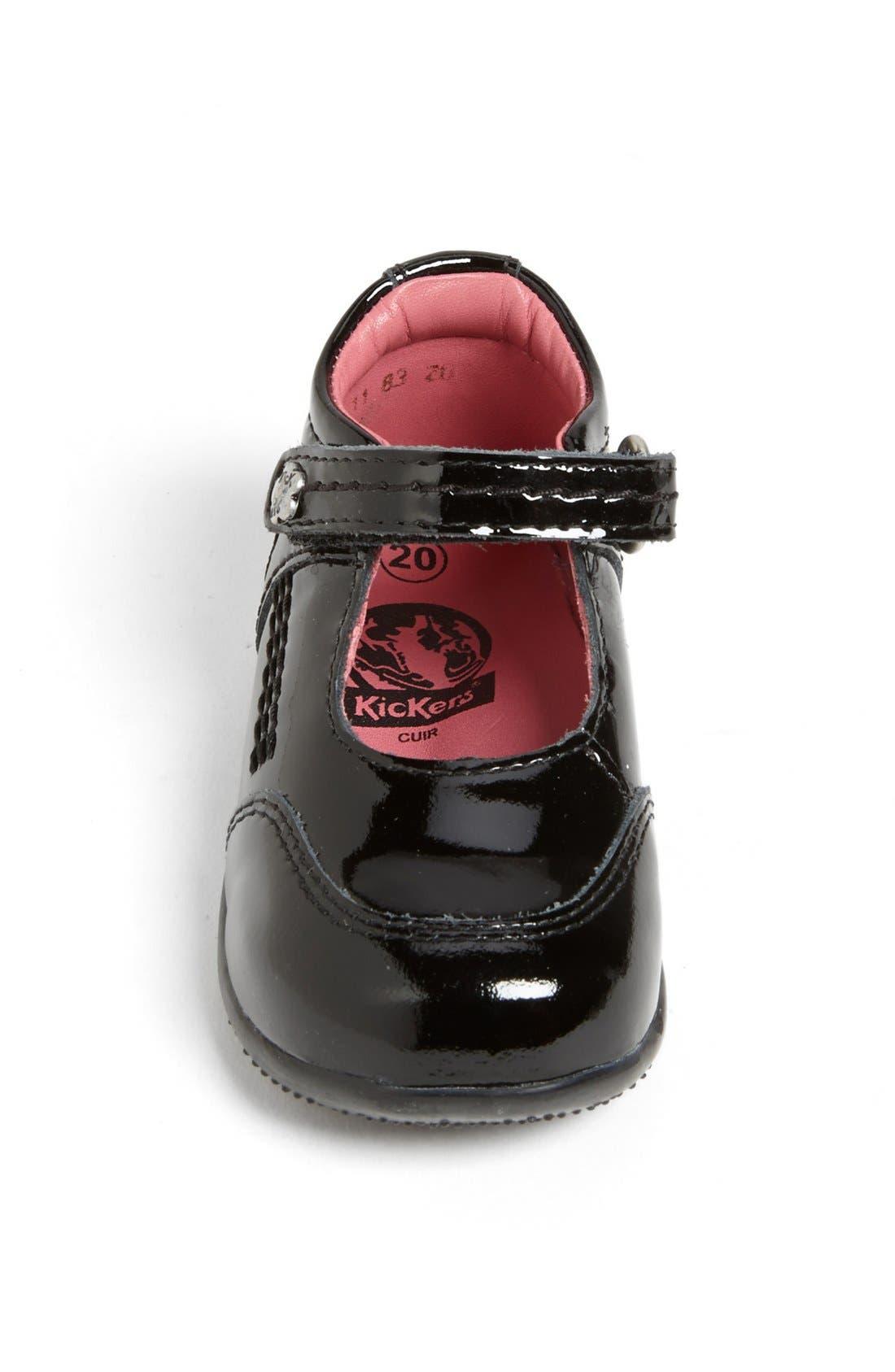 Alternate Image 3  - Kickers 'Biback 2' Mary Jane (Baby, Walker & Toddler)
