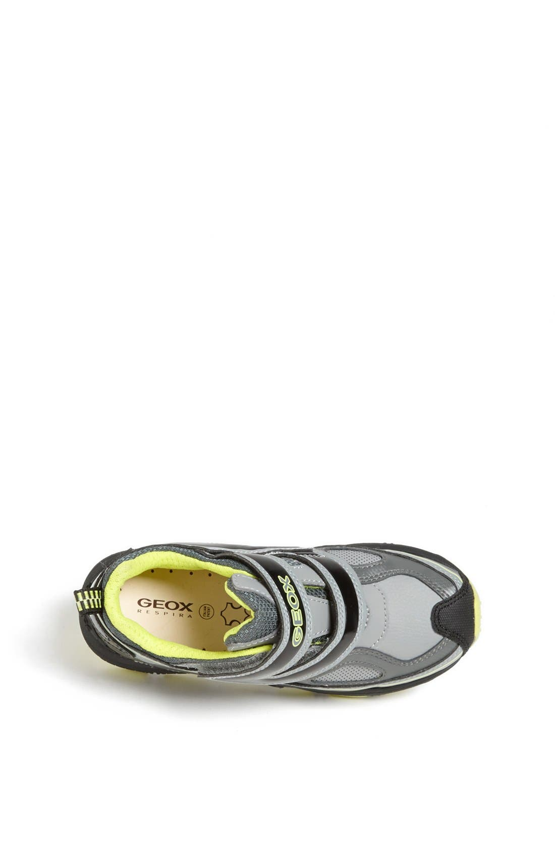 Alternate Image 3  - Geox 'Torque 4' Sneaker (Toddler, Little Kid & Big Kid)