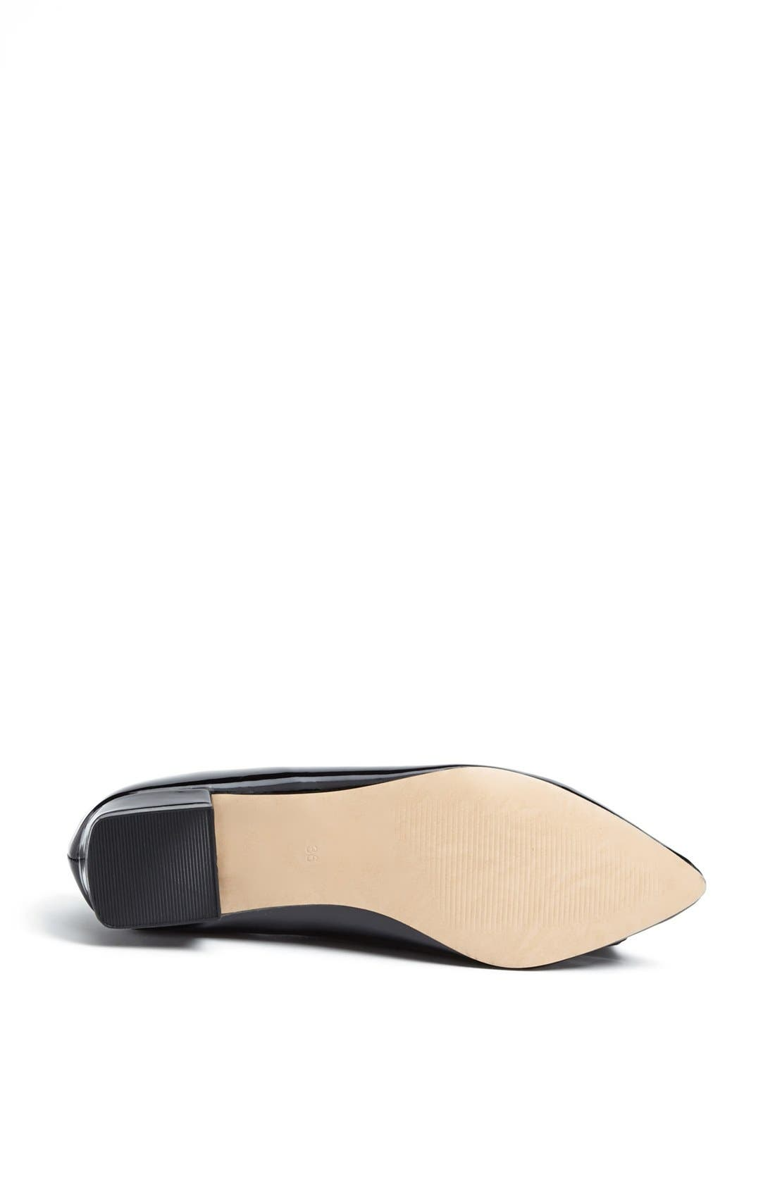 Alternate Image 4  - Carvela Kurt Geiger 'Lizzie' Pointed Toe Flat