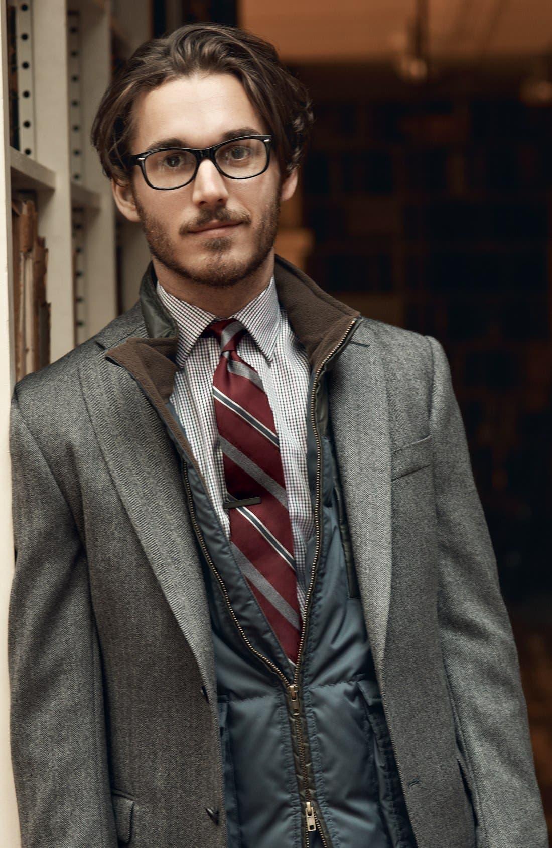 Alternate Image 3  - Michael Kors Woven Tie