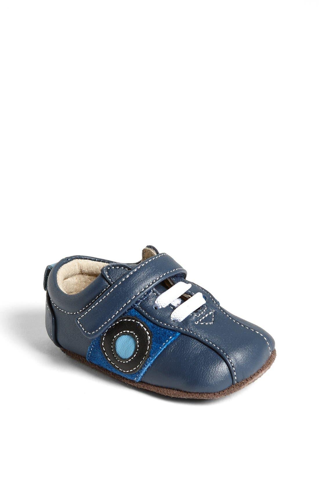 Alternate Image 1 Selected - See Kai Run 'Seamus' Crib Shoe (Baby & Walker)