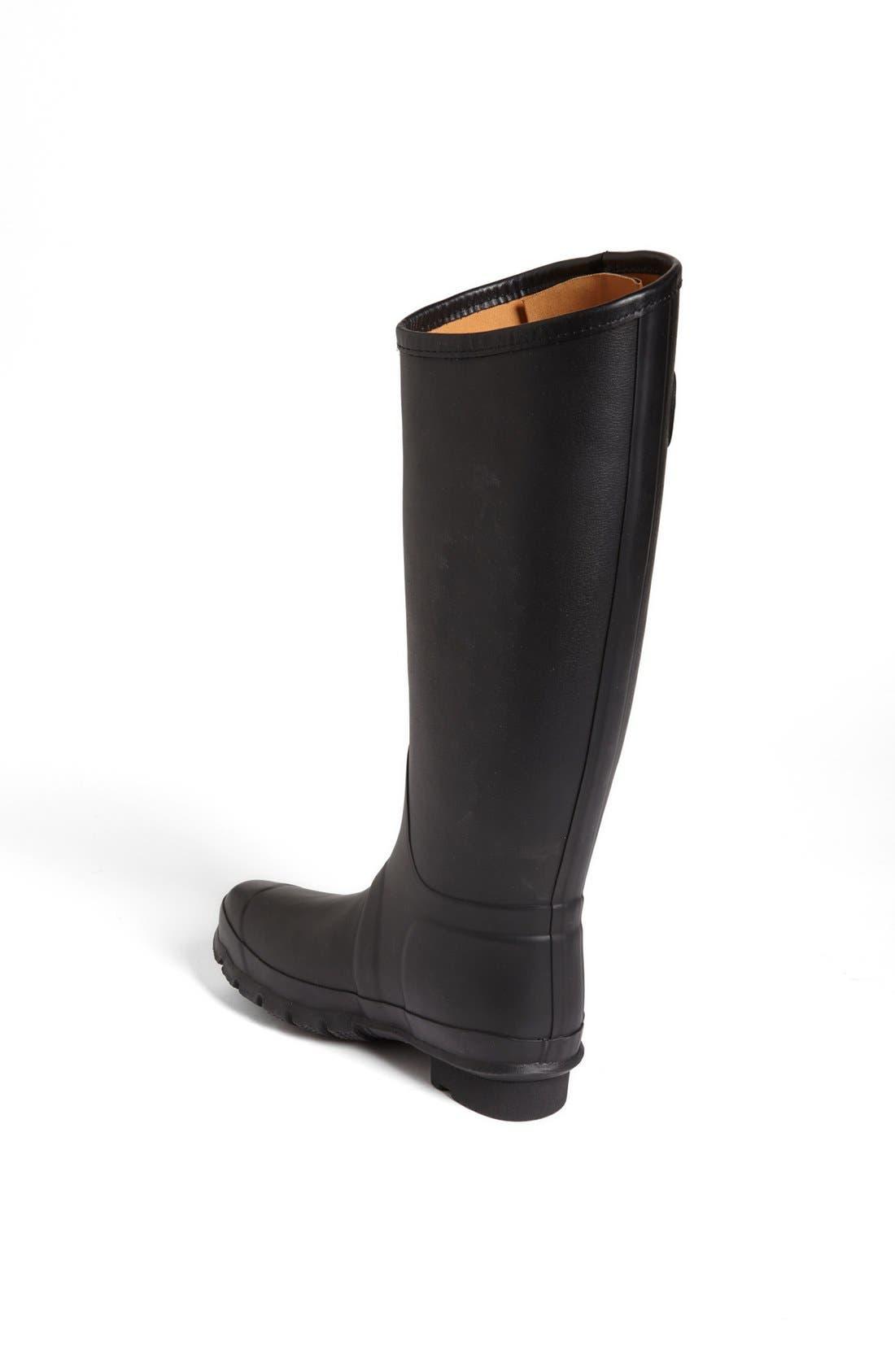 Alternate Image 2  - Hunter for rag & bone Tall Rain Boot (Women)