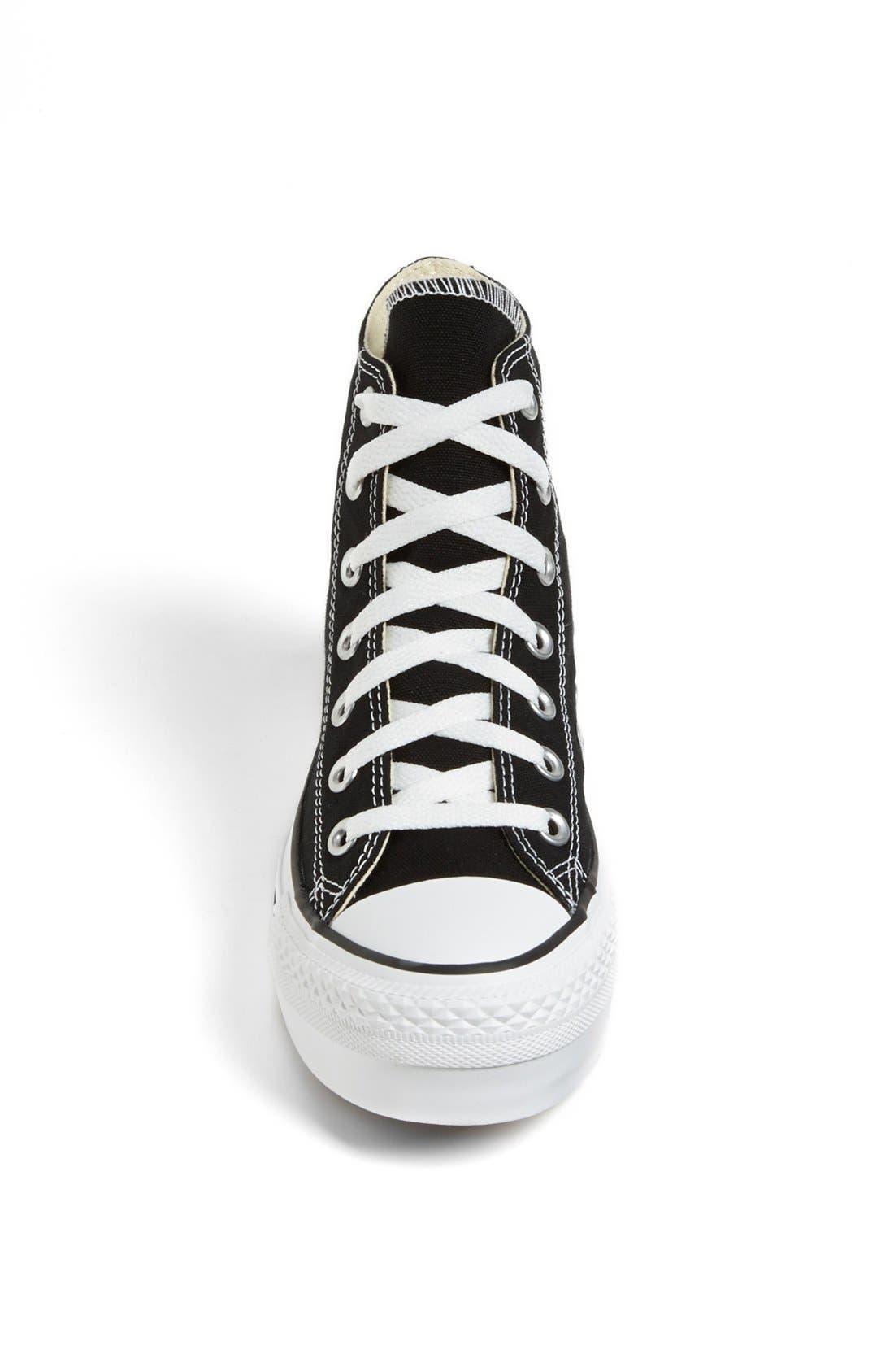 Alternate Image 3  - Converse Chuck Taylor® High Top Platform Sneaker