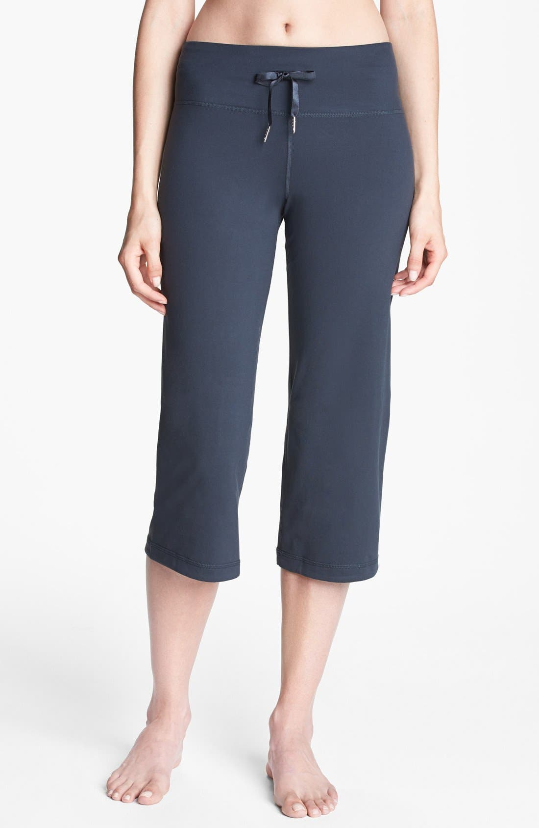 Alternate Image 1 Selected - Under Armour 'Perfect Flow' Capri Pants