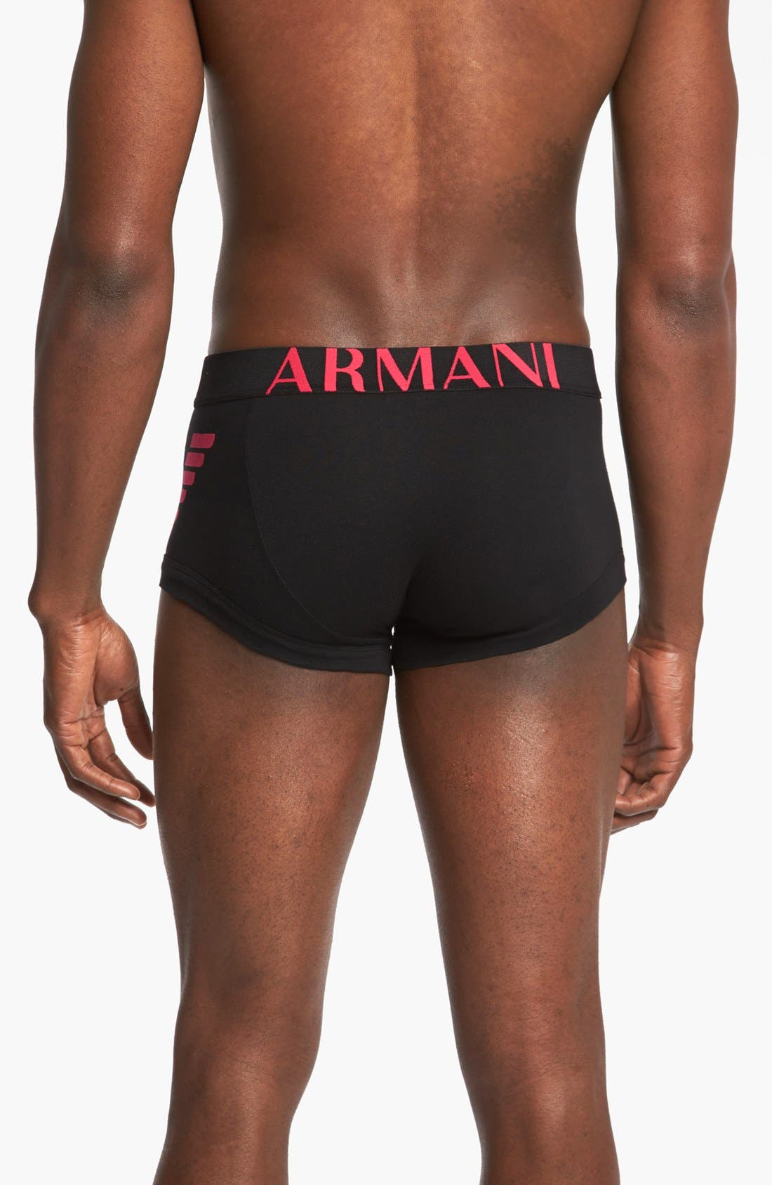 Alternate Image 2  - Emporio Armani 'Big Eagle' Trunks