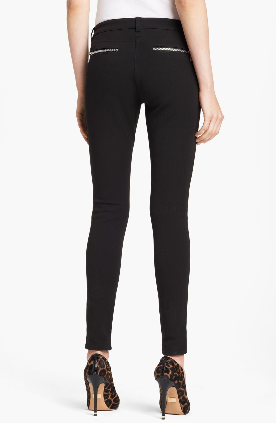 Alternate Image 2  - Michael Kors Skinny Jeans