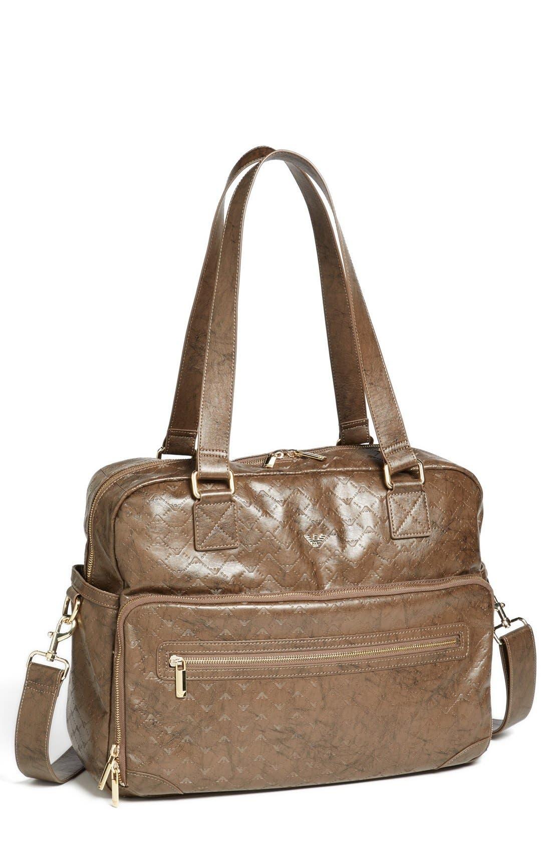Main Image - Armani Junior Diaper Bag