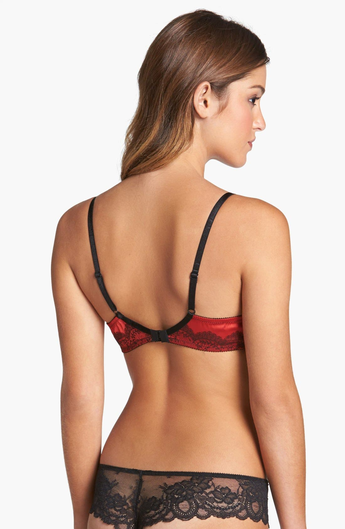 Alternate Image 5  - Chantelle Intimates 'Paris Paris' Underwire Push Up Bra