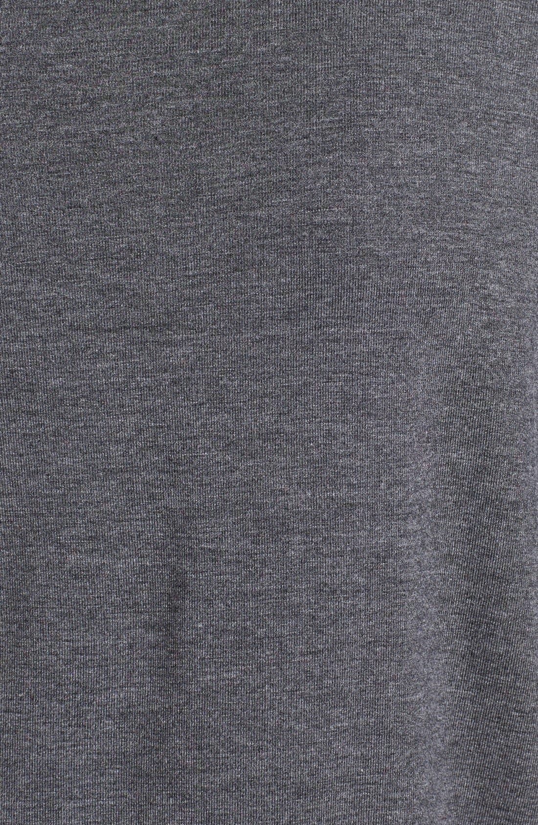 Alternate Image 3  - Bobeau Chiffon Yoke Pullover