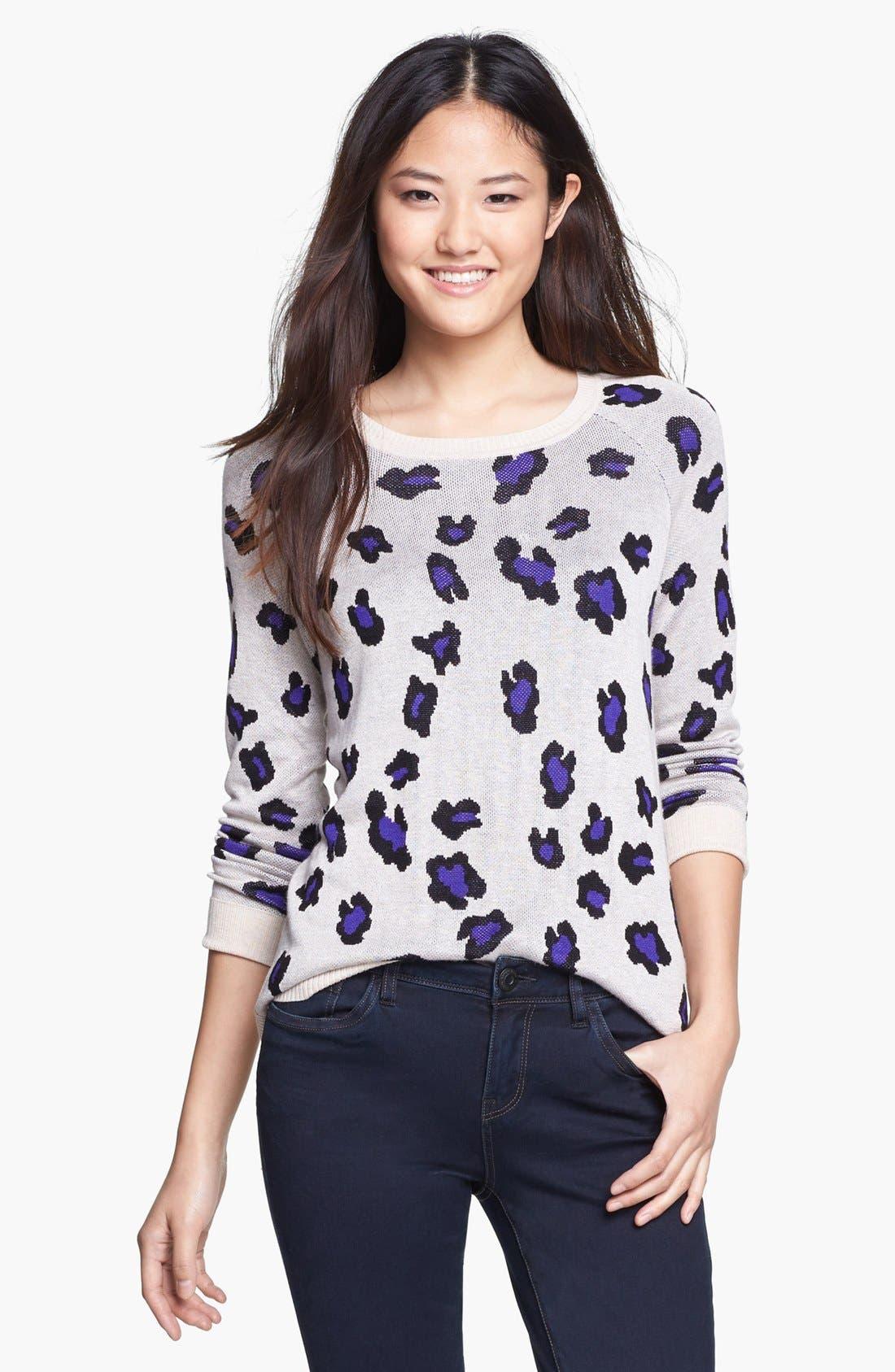 Alternate Image 1 Selected - kensie 'Drapey' Sweater