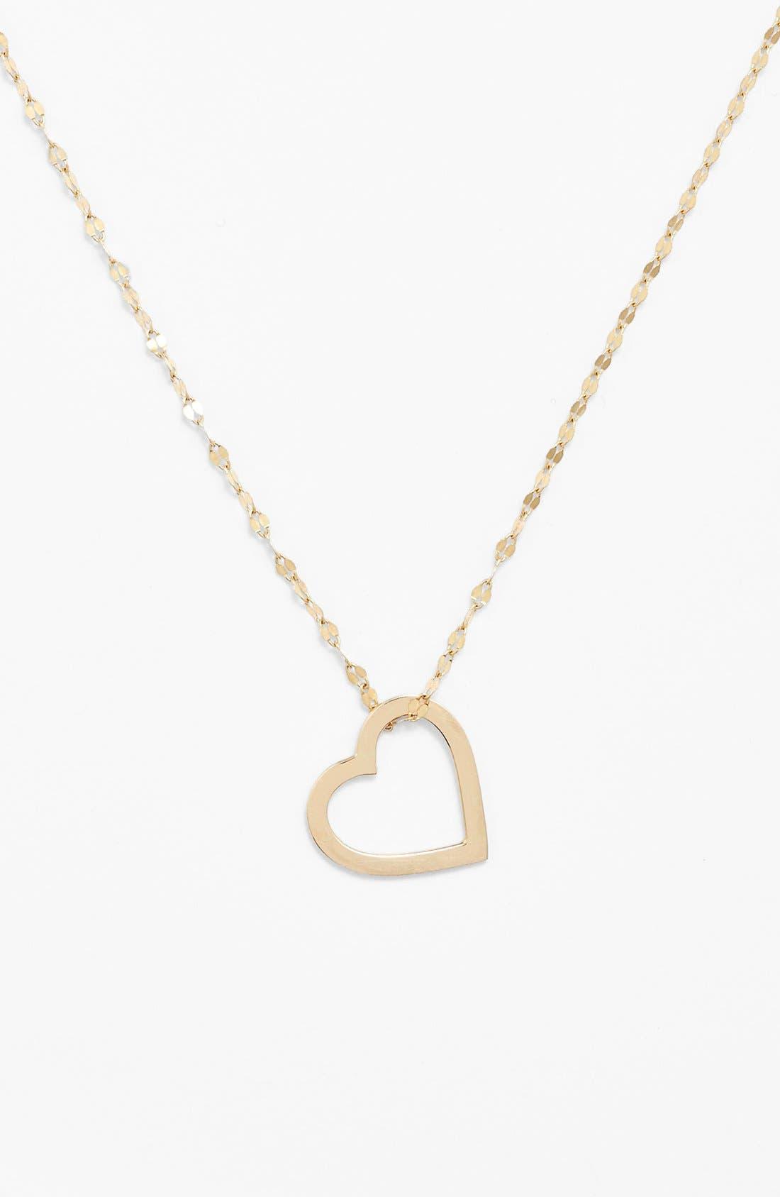 Alternate Image 2  - Lana Jewelry 'Spellbound' Heart Pendant Necklace