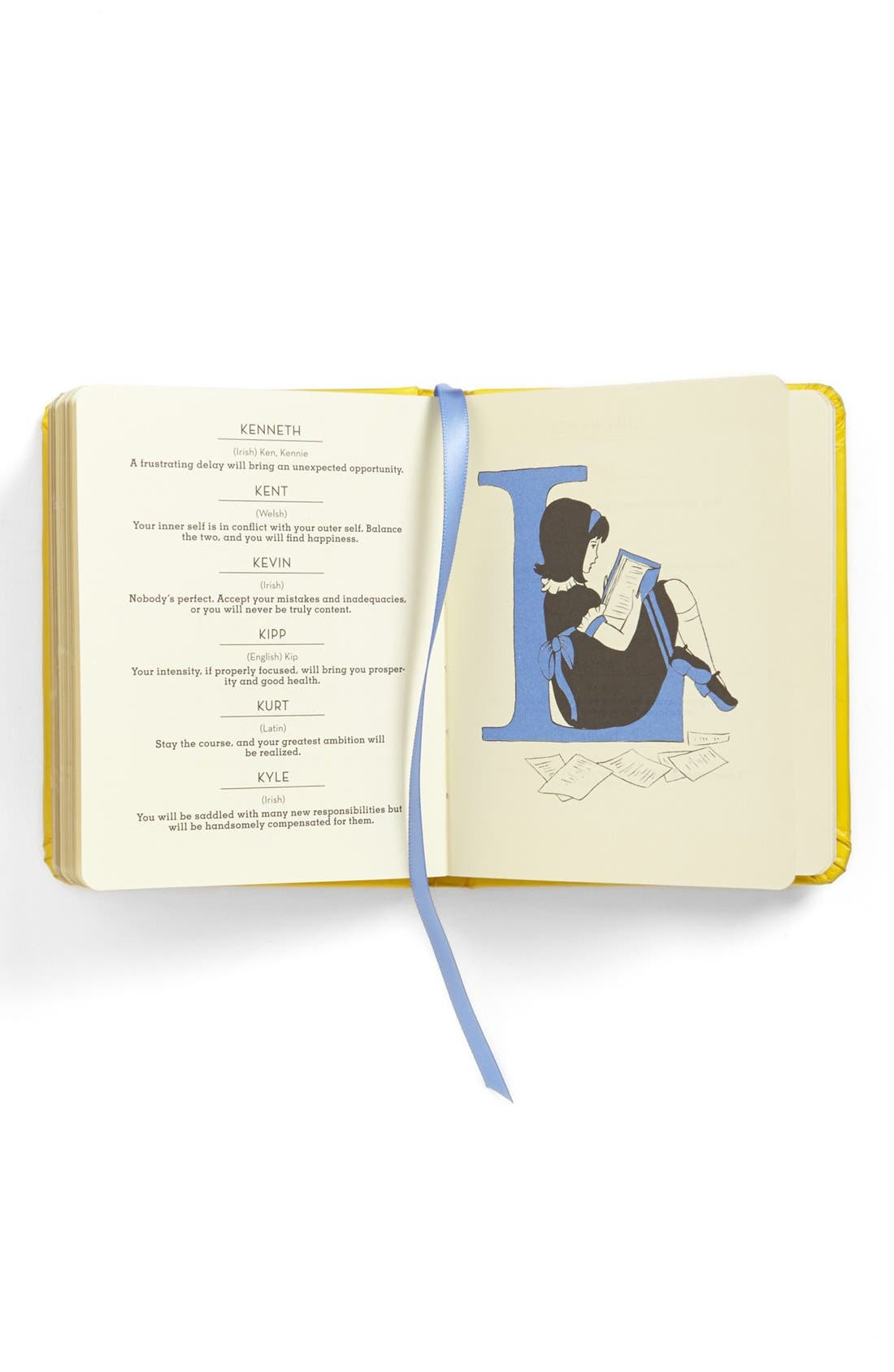 Alternate Image 2  - 'Fortune Telling Book of Names' Book