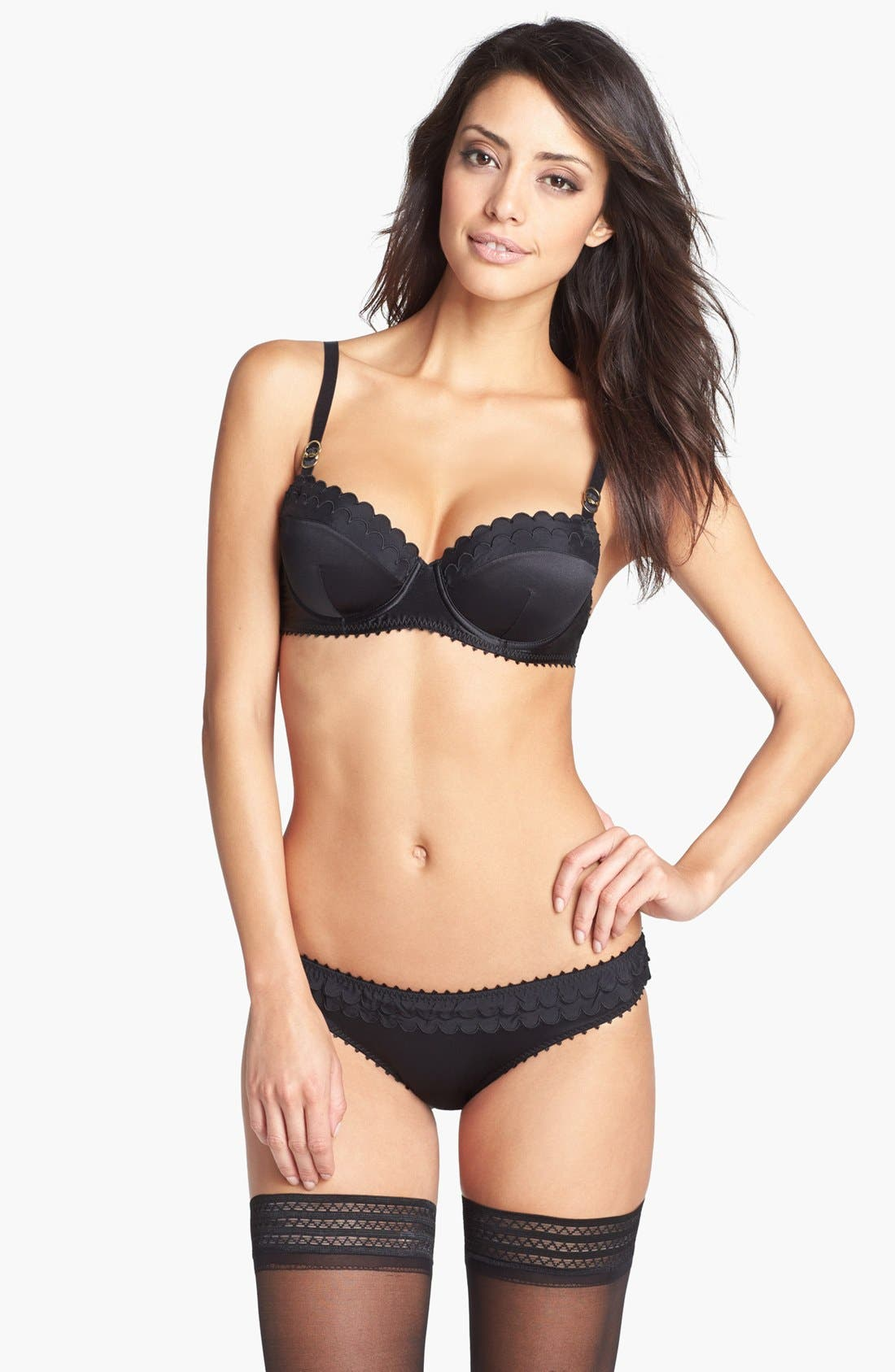Alternate Image 3  - Stella McCartney 'Becky Smiling' Underwire Balconette Bra