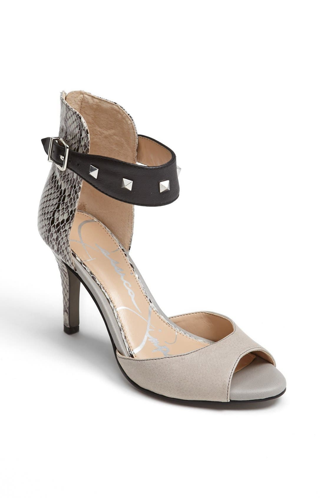 Alternate Image 1 Selected - Jessica Simpson 'Mindie' Pump