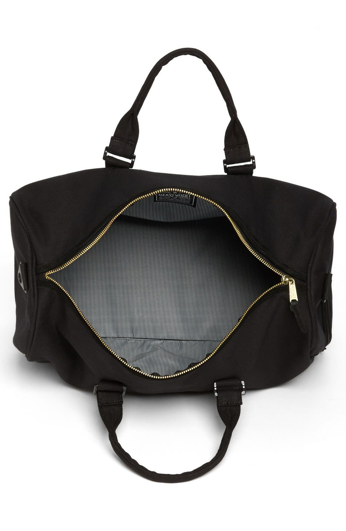Alternate Image 3  - Herschel Supply Co. 'Novel' Canvas Duffel Bag
