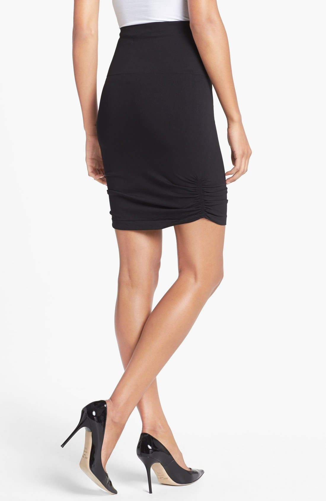 Alternate Image 2  - Star Power by SPANX® 'Tout & About' Shaping Skirt