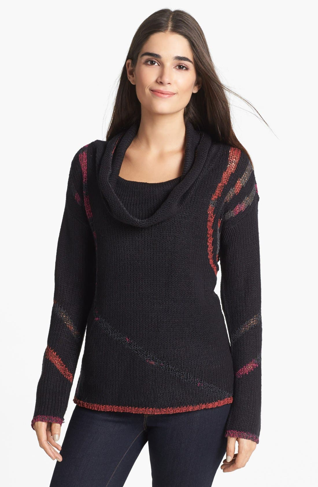 Alternate Image 1 Selected - Curio Cowl Neck Sweater
