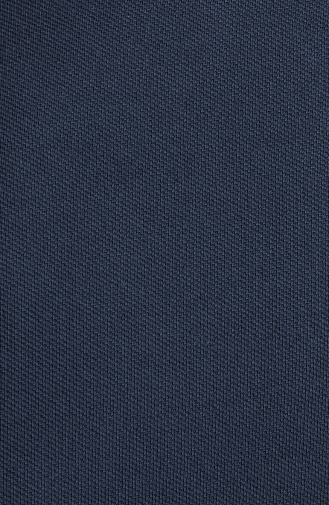 Alternate Image 4  - Burberry London 'Adler' Check Placket Cotton Polo