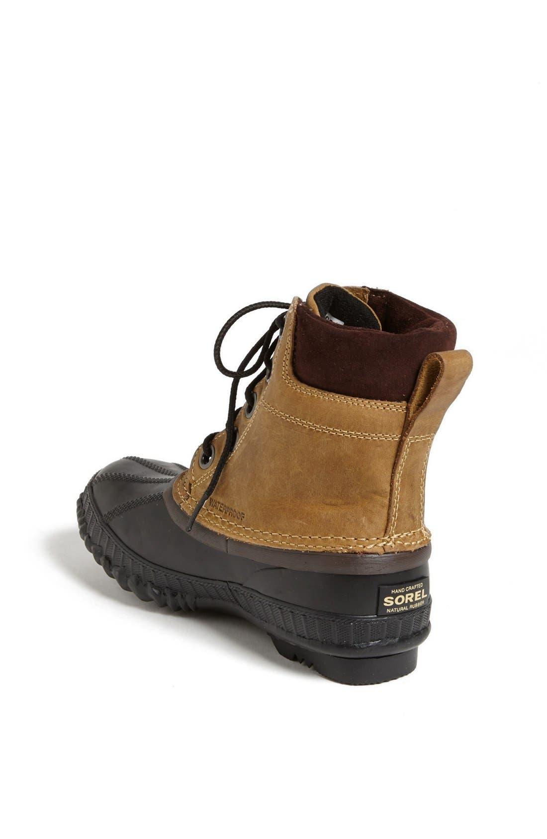 Alternate Image 2  - SOREL 'Cheyenne' Boot (Little Kid & Big Kid)