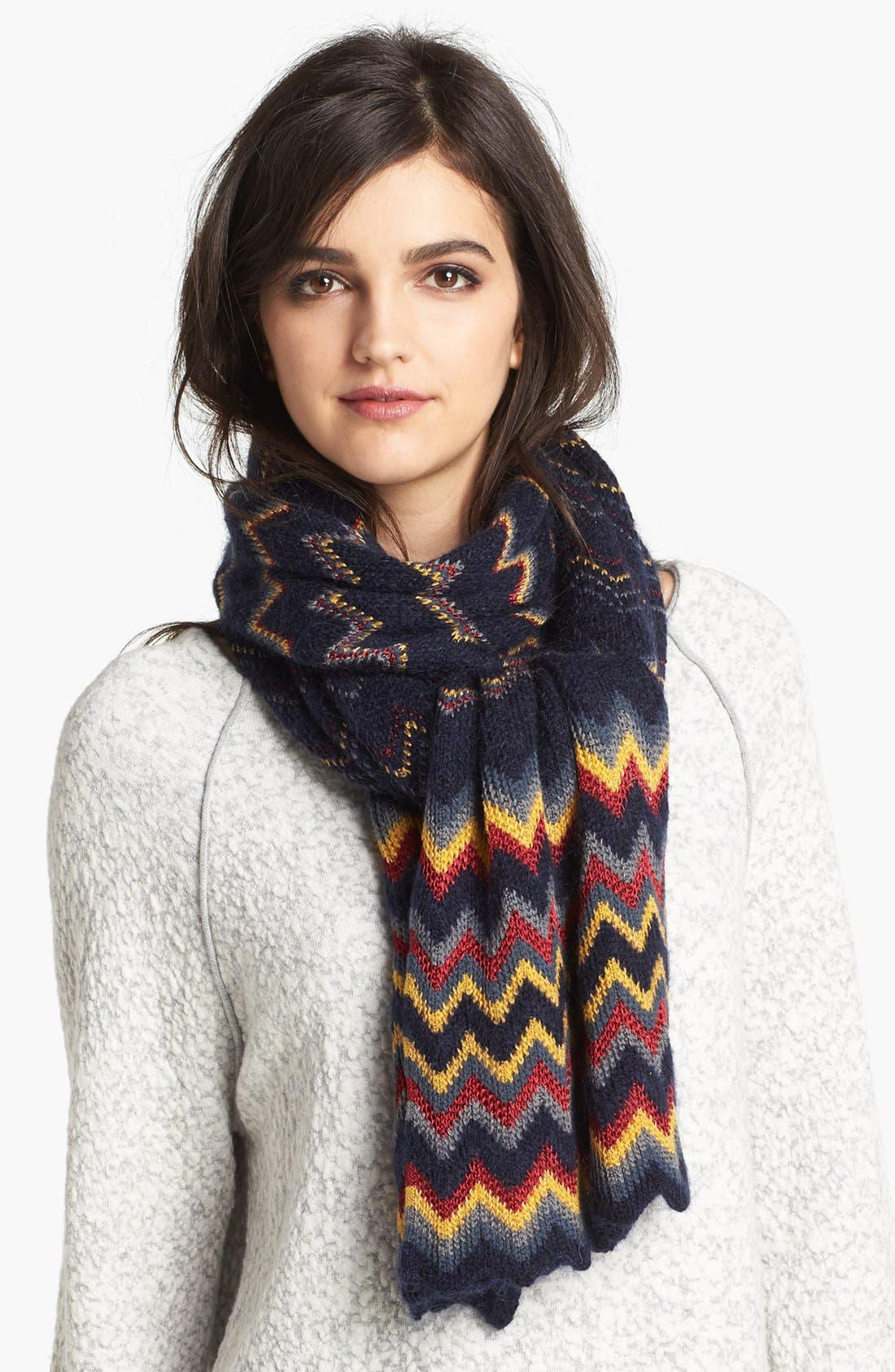 Alternate Image 1 Selected - Missoni Chunky Knit Scarf