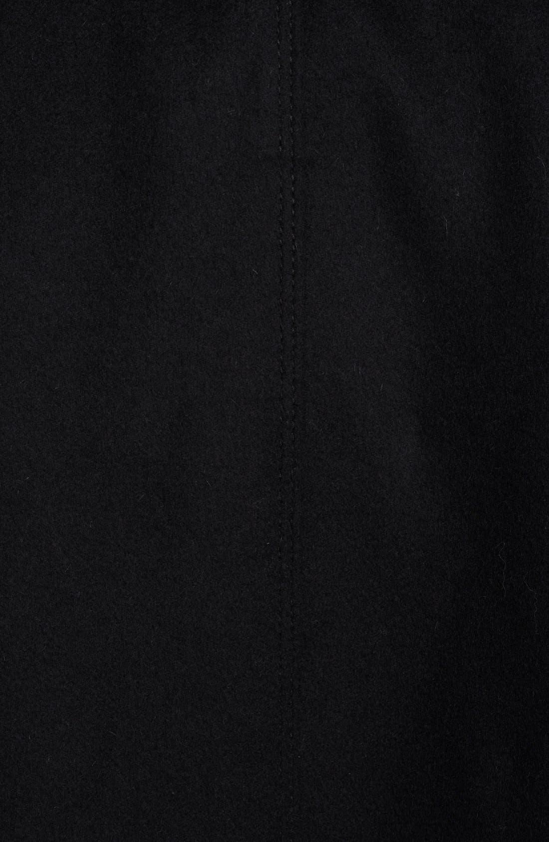 Alternate Image 3  - Burberry London Wool & Cashmere Caban Coat