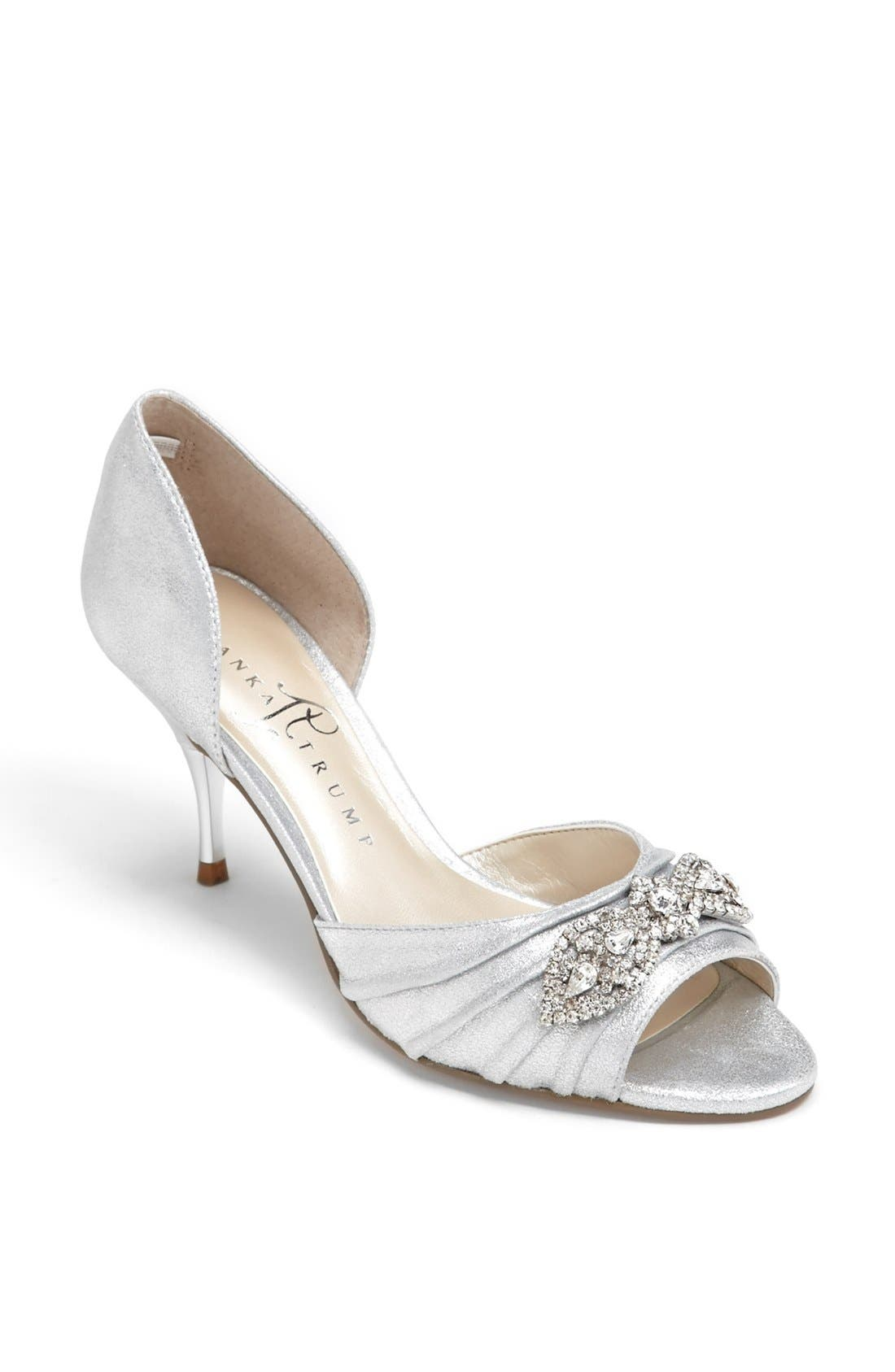 Alternate Image 1 Selected - Ivanka Trump 'Nanci' Sandal (Online Only)