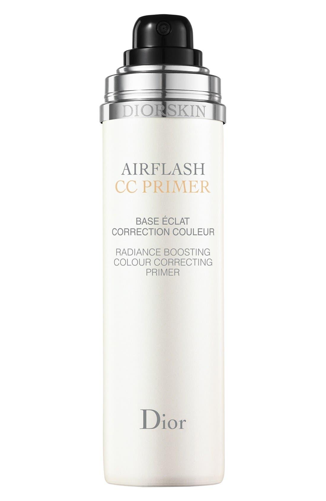 Dior 'Airflash - CC Primer' Radiance Boosting Color Correcting Primer