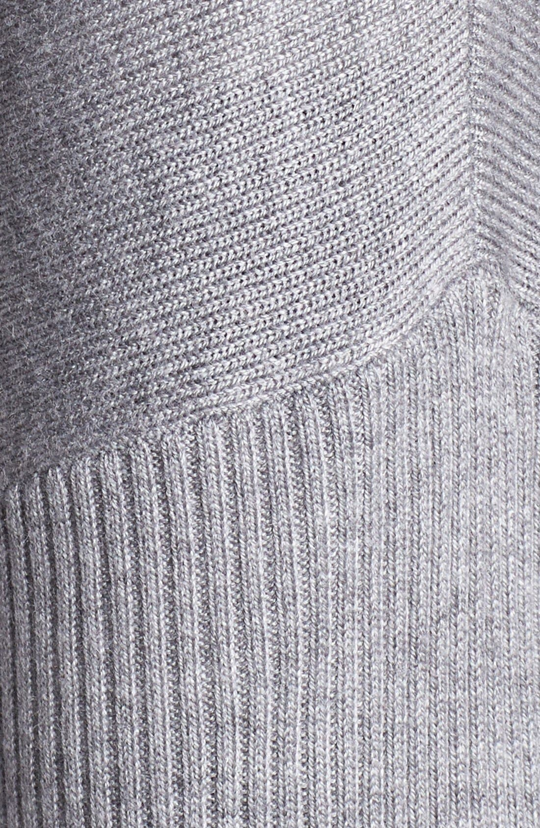 Alternate Image 3  - Vince Camuto Shawl Collar Cardigan (Regular & Petite)